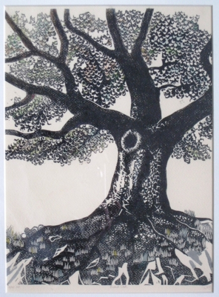 Jutta Manser - broad oak 2013